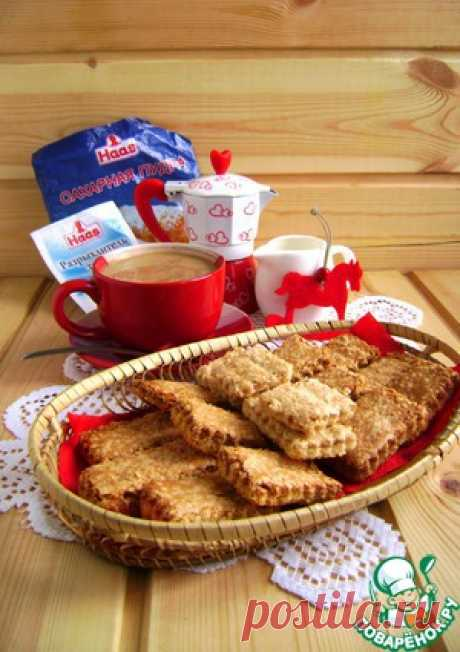 Варшавское печенье - кулинарный рецепт