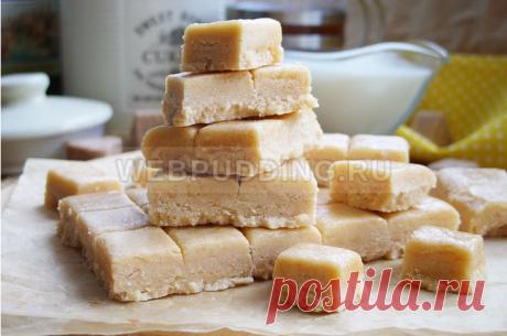 Конфеты ириски - пошаговый рецепт с фото | Как приготовить на Webpudding.ru