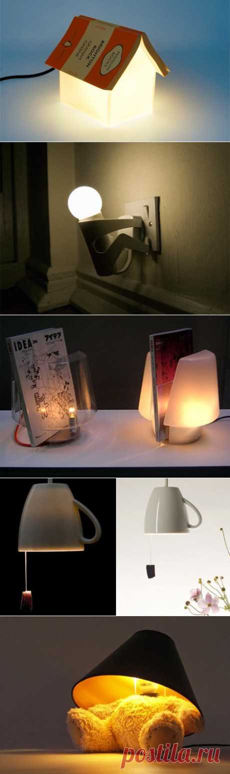 5 Cool and Unusual Lamps