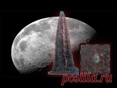 Как Вам такая правда о Луне? Астронавты США утверждают, что на Луне есть признаки инопланетной жизни - YouTube