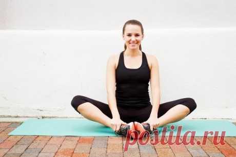 1 упражнение, которое реально избавляет от болей в пояснице! Приструните седалищный нерв.