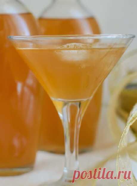 Персиковый ликер в домашних условиях – 3 лучших рецепта