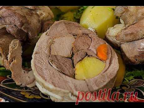 Сталик: Соютма, яхни, мясной рулет
