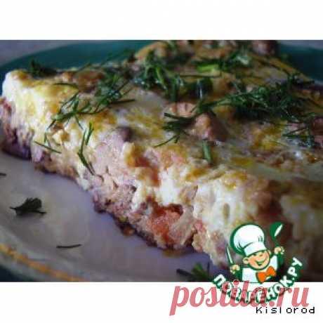 Куриная печень по-турецки - кулинарный рецепт
