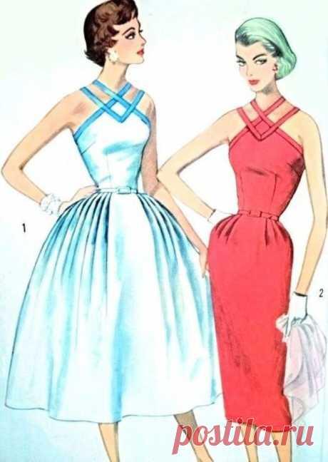Оригинальные летние платья
