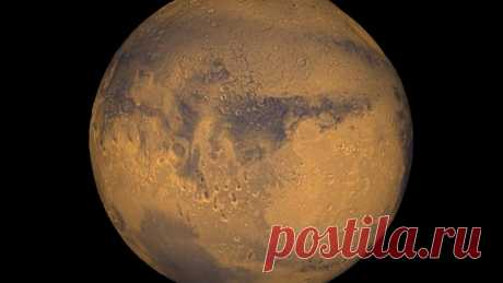 Древний вулкан помог доказать, что Марс был ледышкой в прошлом - Новости Общества - Новости Mail.Ru