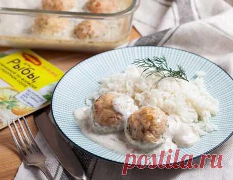Рыбные фрикадельки в укропном соусе - рецепт приготовления с фото от Maggi.ru