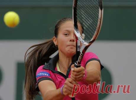 Триумф российских теннисистов на Roland Garros.                                  17-летняя Дарья Касаткина