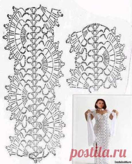 """Шикарное платье ленточным кружевом  Сохраняйте в свои копилочки нажав """"Поделиться"""" или """"Мне нравится""""."""