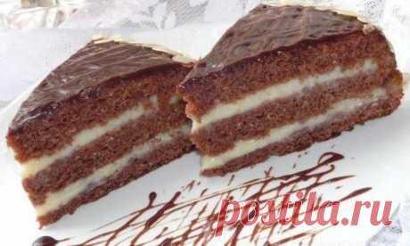 Удивительный пирог на скорую руку