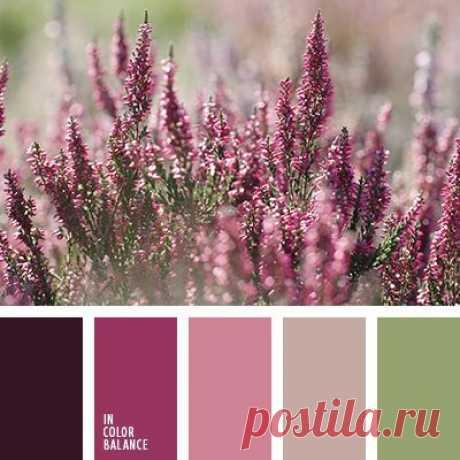Красивые сочетания с пыльными оттенками розового