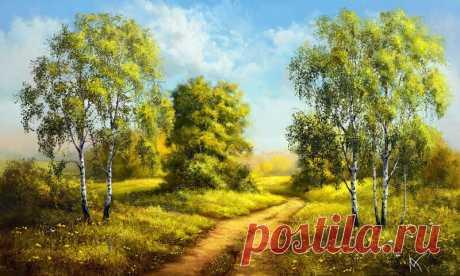 Анна Лакисова молодой французский художник, родом из Запорожья..