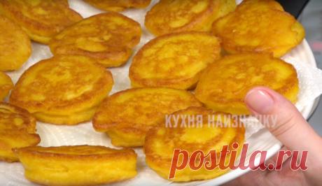 Оладьи из кабачков: пышные и очень вкусные. Можно готовить и с другими овощами | Кухня наизнанку | Яндекс Дзен