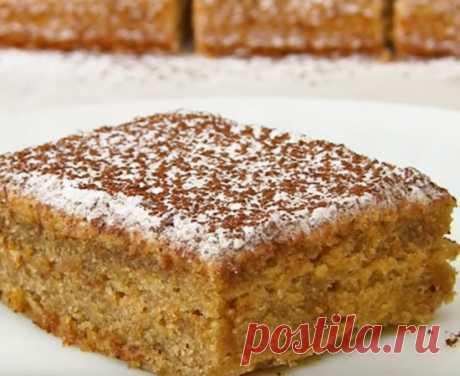 Простые и очень вкусные кофейные пирожные, которые тают во рту | Вкусняшки | Яндекс Дзен