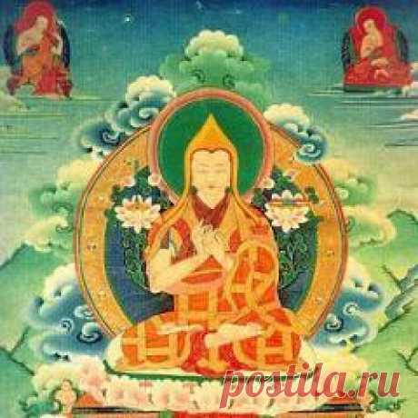 """Сегодня 24 ноября отмечается """"Зула Хурал — «Праздник тысячи лампад» (День ухода в нирвану Богдо Цзонхавы)"""""""