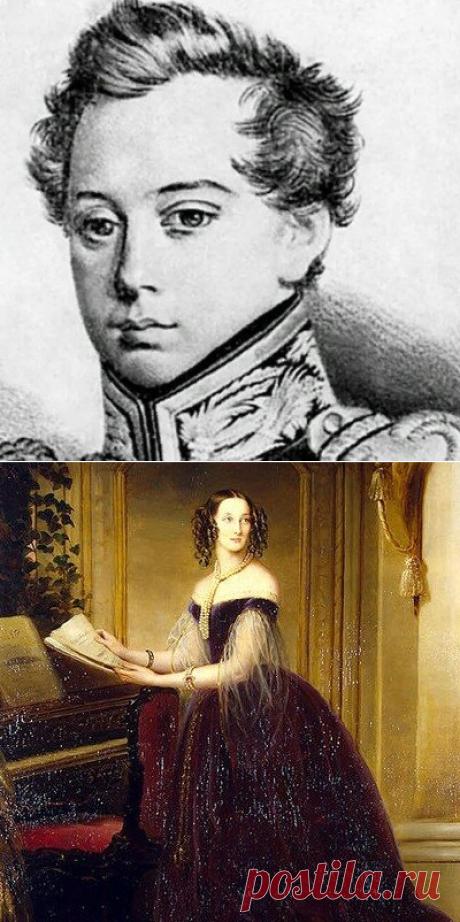 Любимые женщины в жизни Тютчева и сколько лет было самой молодой из них | НЕскушные истории | Яндекс Дзен