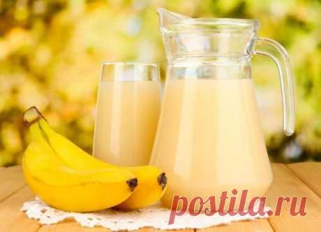 Бананы от кашля: 3 лечебных рецепта