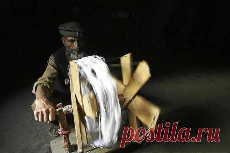 Промышленность пашмины исчезает в Кашмире. - SHPULYA.com