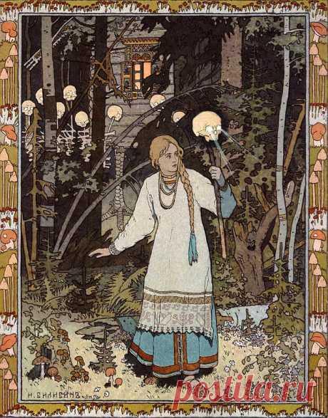 Тест: Сколько русских народных сказок вы узнаете по их иллюстрациям? - onedio.ru