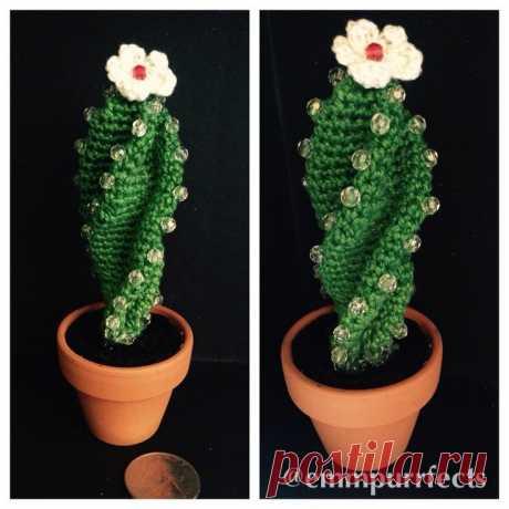 cactus al crochet - Buscar con Google
