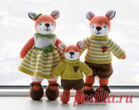 handmade toys by Vasilisa Romanova by SweetFunnyBunny on Etsy