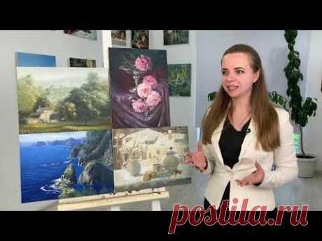 Итоги вебинаров «Как писать картины за которые не стыдно» с Надеждой Ильиной