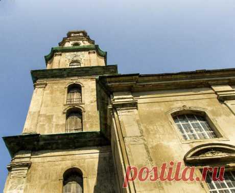 Рассказы от наших подписчиков. Кафедральный собор святой Троицы в Лиепае