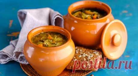 Великий пост: рецепты супов | Вкусные рецепты