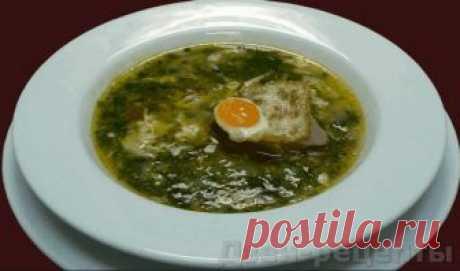 Суп со шпинатом   Дзен-рецепты   Яндекс Дзен