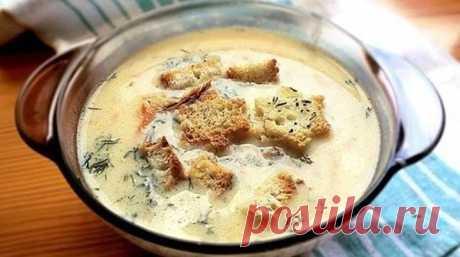 Топ-5 сырных супчиков – Вкусные рецепты для всей семьи