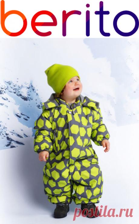 Комбинезон зимний мембранный Crockid  на зиму  для мальчика 4242520, купить за 3 800 руб. в интернет-магазине Berito