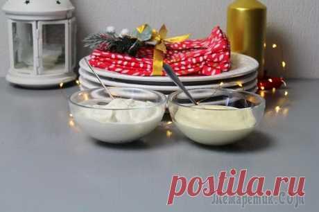 Домашний майонез 2 рецепты: без яиц и классический — Кулинарная книга