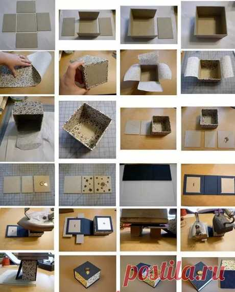 Что сделать из картонной коробки. Идеи, советы и мастер класс своими руками - Подружки - медиаплатформа МирТесен
