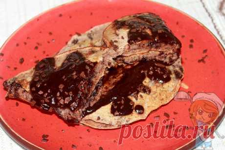 Шоколадные панкейки на молоке. Ингредиенты: мука, молоко, шоколад Американский панкейк на молоке. Шоколадные панкейки - пошаговый рецепт приготовления с фото. Как приготовить шоколадные панкейки.
