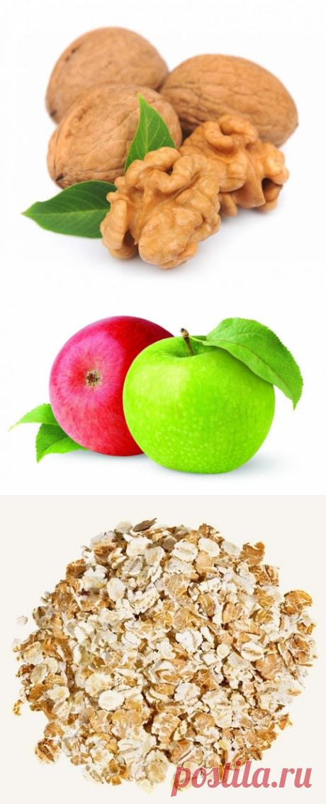 Простой рецепт полезного энергетического блюда. — Мегаздоров