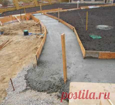 Las sendas de jardín: los casos primaverales y como de evitarles   6 sotok