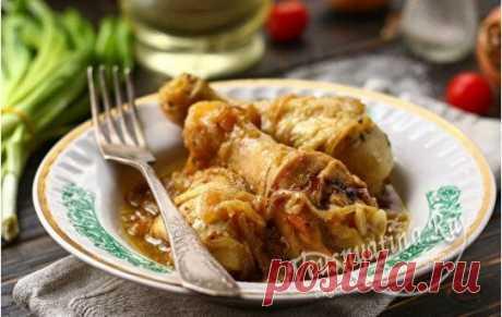 Куриные ножки в пиве на сковороде по особому рецепту – не останется ни кусочка!