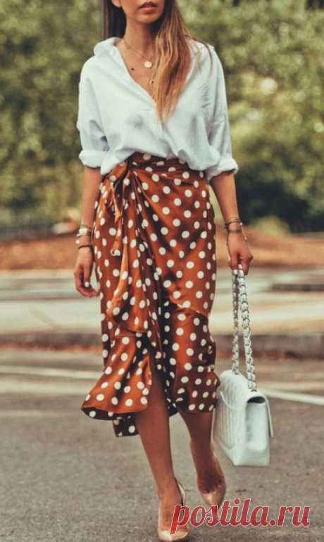 Легкие образы с юбками