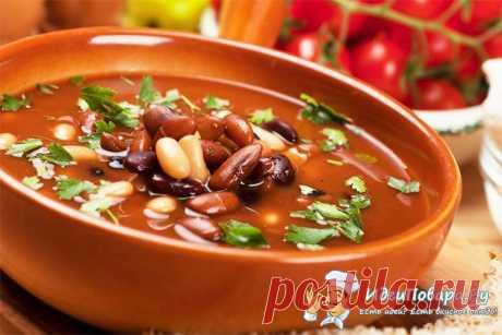 Фасолевый суп на скорую руку — рецепт       Традиционно так сложилось, что обед для нас не обед, если на столе нет супа. И вообще, первые блюда всегда в почёте. У любой хозяйки в запасе есть суп, который можно назвать палочкой-выручалочко…