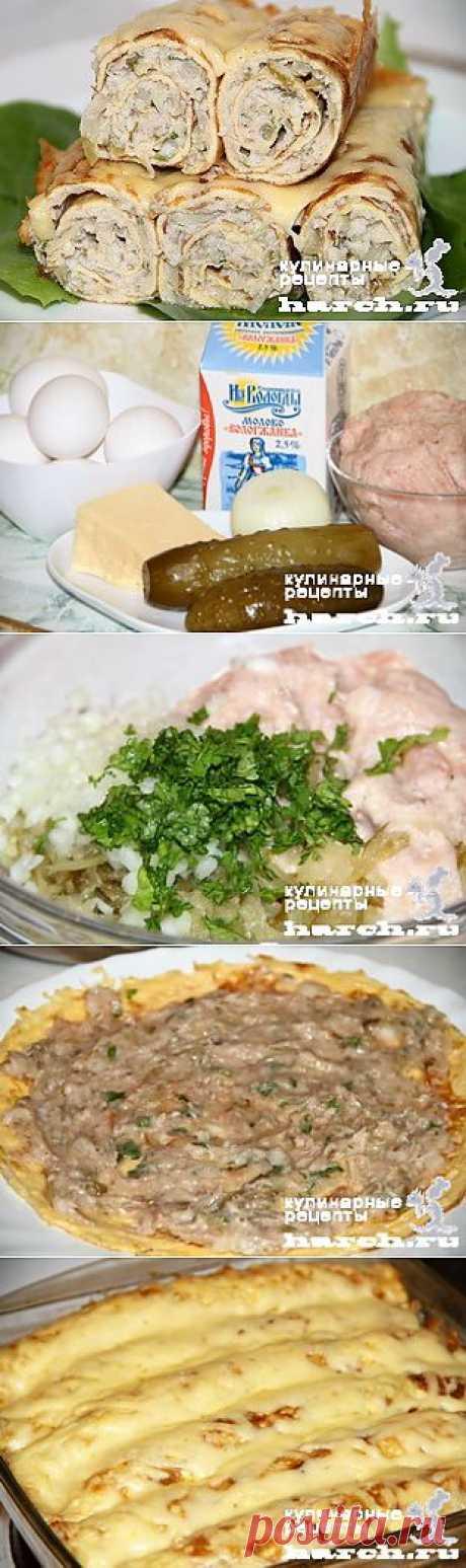 Бризоли куриные | Харч.ру - рецепты для любителей вкусно поесть