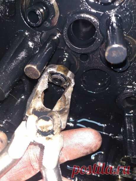 Как сделать съемник маслосъемных колпачков | Заметки автомеханика | Яндекс Дзен