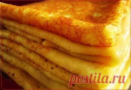 Pancakes house on beer | Recipes tasty