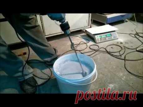 Технология изготовления изделий из жидкого гранита GraniStone