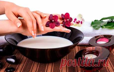 Молоко и молочные продукты в косметологии / Все для женщины