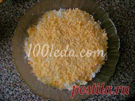 Салат с корейской морковкой и курицей: рецепт с пошаговым фото - Праздничные салаты от 1001 ЕДА