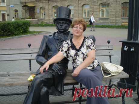 Татьяна Латыпова