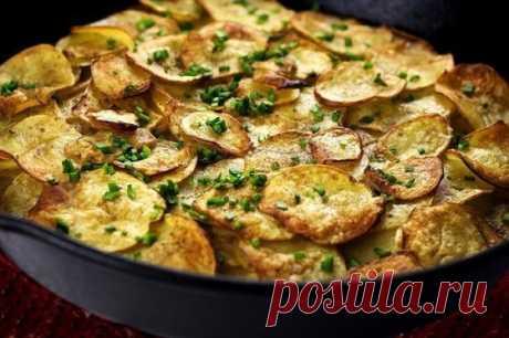 5 оригинальных горячих блюд с картошкой | Вкусные рецепты