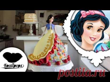 Snow White | Doll Cake | Disney Princess