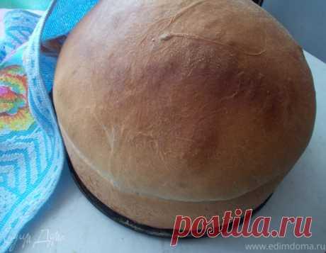 Простой домашний хлеб рецепт 👌 с фото пошаговый | Едим Дома кулинарные рецепты от Юлии Высоцкой