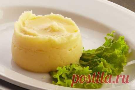 Как приготовить правильное картофельное пюре